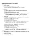 Ensayo Persuasivo Checklist