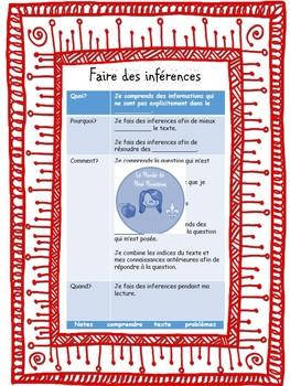 Enseignement explicite 'Faire des inférences'