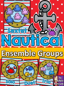 Ensemble Posters - Nautical Theme
