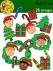 Ensemble de clip arts de Noël
