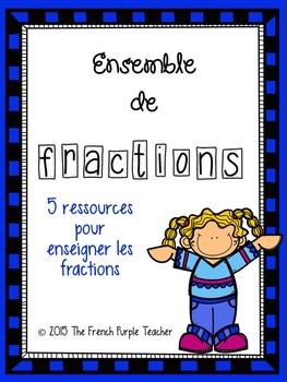 5 ressources pour enseigner les fractions