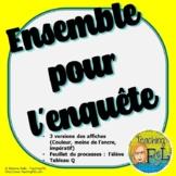Ensemble de l'apprentissage par enquête   Version française