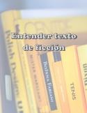 Entendiendo Ficción / Understanding Fiction