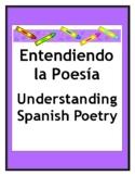Entendiendo la Poesia - Understanding Spanish Poetry