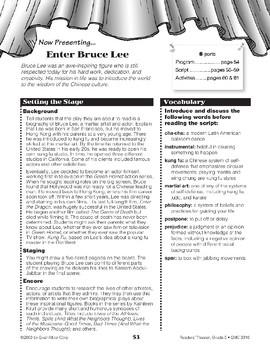 Enter Bruce Lee