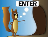 Enter and Exit Signs for classroom labels