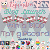 Enter our Blog Launch giveaway!!