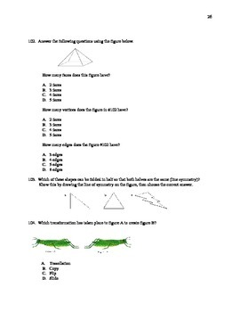Entering 5th Grade Summer Math Packet-SUMMER
