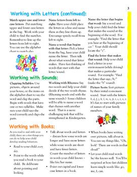 Entering K-6 Summer Reading Activities