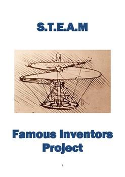 Enterprise in Education - Inventors Topic Pack