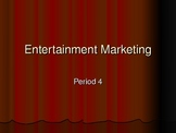 Entertainment Marketing Debate Lesson PowerPoint