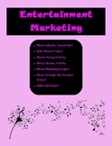 Entertainment Marketing with multiple activities