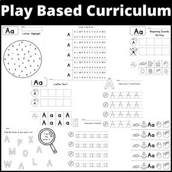 Entire A-Z Letter Unit Bundle