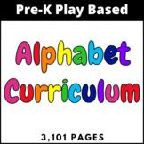 Pre-K Alphabet Curriculum