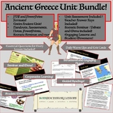 Entire Ancient Greece Unit Bundle!