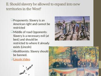 Entire Civil War Presentation