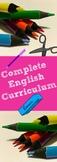 Flash Drive: English Curriculum 7, 8, or 9 Version #2