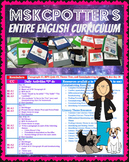 Flash Drive: English Curriculum 7, 8, or 9 Version #1
