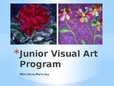 Entire Junior Art Programme examples and slide show presen
