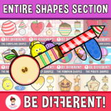 Entire Shapes Section (Lifetime License)