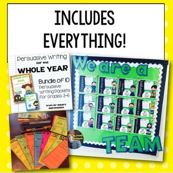 Ultimate Bundle from Mr. Mault's Marketplace- CC Aligned for 3rd-5th Grades