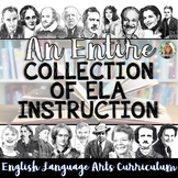 SECONDARY ENGLISH CURRICULUM, ELA FOR THE ENTIRE YEAR AND MORE!