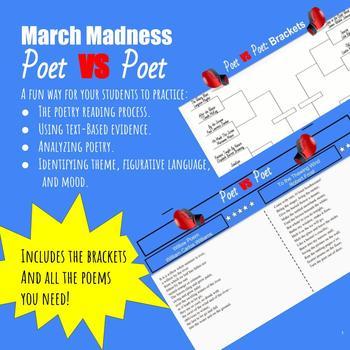Entire VS Series: Poet VS Poet, Character VS Character, Author VS Author