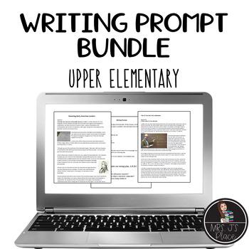 Entire Writing Prompt Bundle Set