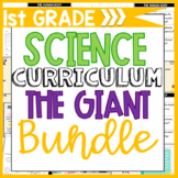 Entire Year 1st Grade Science