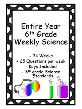Grade 6 science homework help