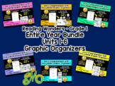 Entire Year Bundle - Gr.1 Reading Wonders - Units 1-6 - Gr