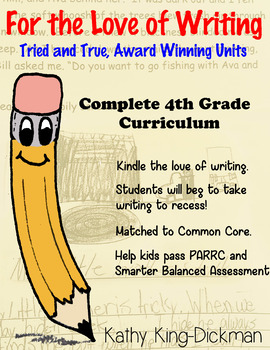Entire Year Curriculum Fourth Grade