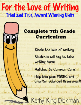 Entire Year Curriculum Seventh Grade