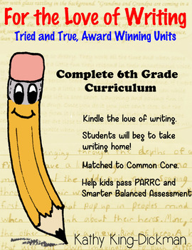 Entire Year Curriculum Sixth Grade
