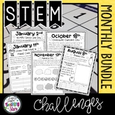 Daily STEM Activities Bundle for the Entire Year