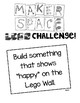 Entire Year of Lego Challenges!