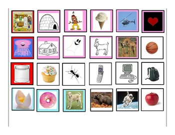 Entire alphabet beginning sound sort, picture cards and sorting worksheets