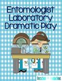 Entomologist Laboratory Dramatic Play Pack