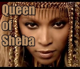 Entrance of the Queen of Sheba Background