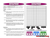 Entrapment: Transformation Math Games
