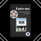 Entre nos preguntas - Questions on Film Entre Nos - Spanish
