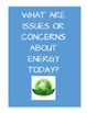 Entrenched in Energy