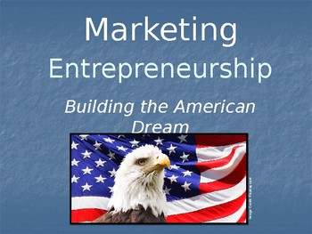 Entrepreneruship and Preston Tucker