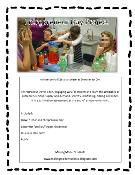Entrepreneur Day Projects