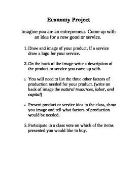 Entrepreneur Project