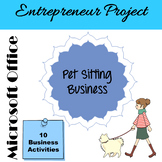 Microsoft Word & Excel Lessons - Entrepreneur Project