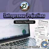 Entrepreneur Projections - Financial Literacy & Systems - Math Project