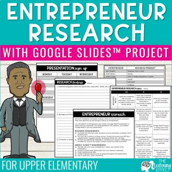 Entrepreneur Research Project