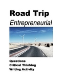 RoadTrip Entrepreneurial: Printable Critical Thinking Q&A