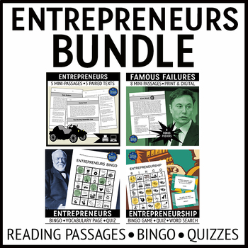Entrepreneurs Bundle